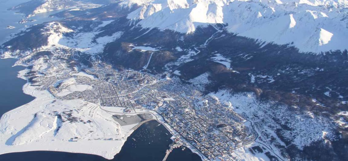 Cómo llegar a Ushuaia