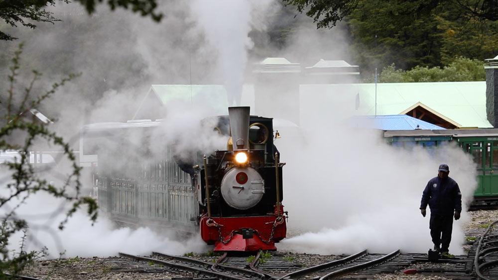 Imágenes del Tren del Fin del Mundo