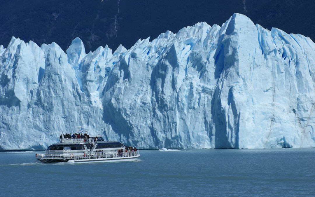 Safari Náutico : una experiencia unica en el Perito Moreno