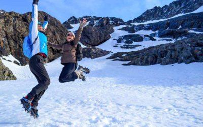 Fotografías de Ushuaia en invierno para inspirarte