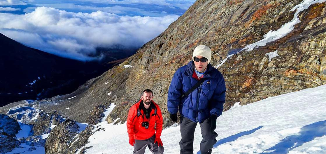 turismo aventura en ushuaia