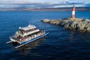 Navegación hasta el Faro del Fin del Mundo