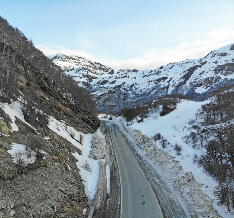 Ruta N3 Tierra del Fuego
