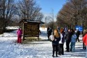 Invierno en el Parque Nacional Tierra del Fuego