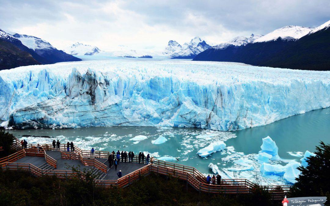 4 videos del rompimiento del Glaciar Perito Moreno.