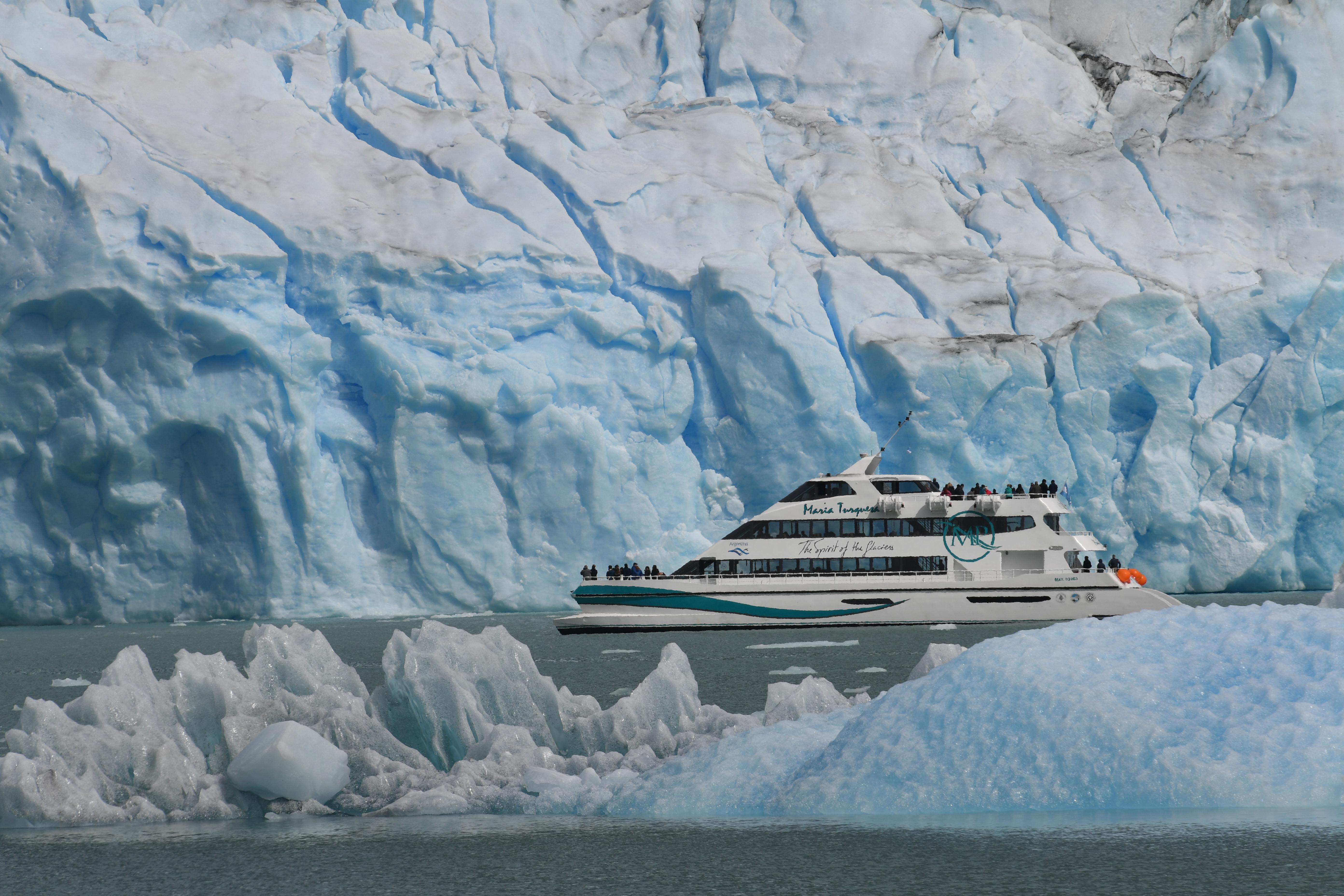 Navegación Parque Nacional los Glaciares
