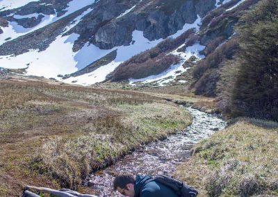 Laguna-de-los-témpanos-y-Glaciar-Vinciguerra