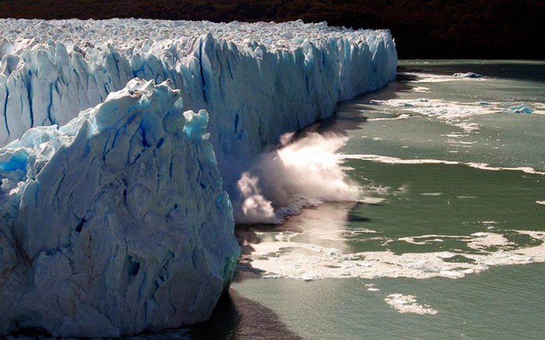 Así se vivió el desprendimiento del Glaciar Perito Moreno
