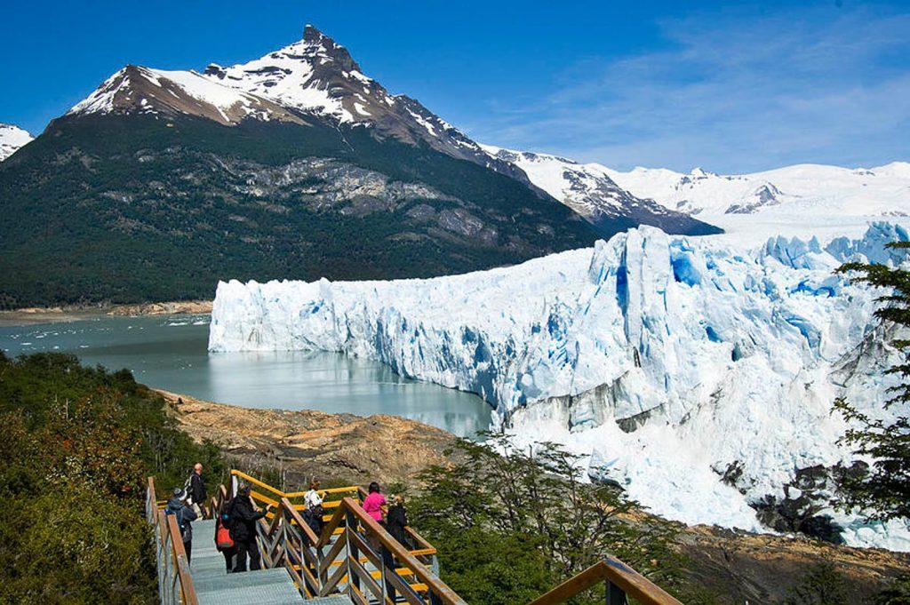 Glaciar Perito Moreno desde las pasarelas