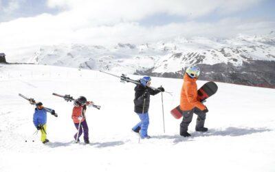 ¿Cuándo nieva en Ushuaia?
