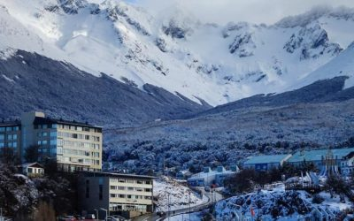 Ushuaia: La mejor nieve de Argentina