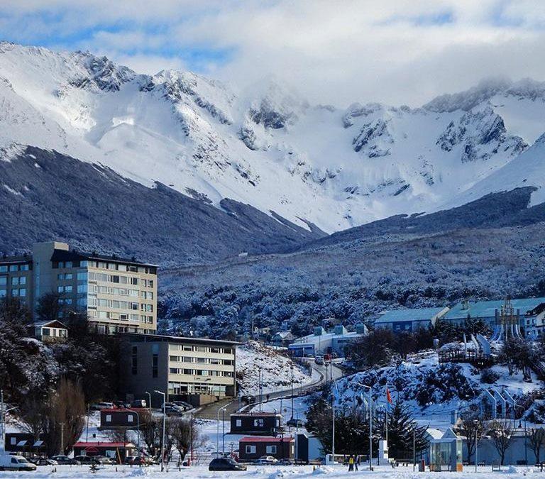 Ushuaia: La mejor nieve del país