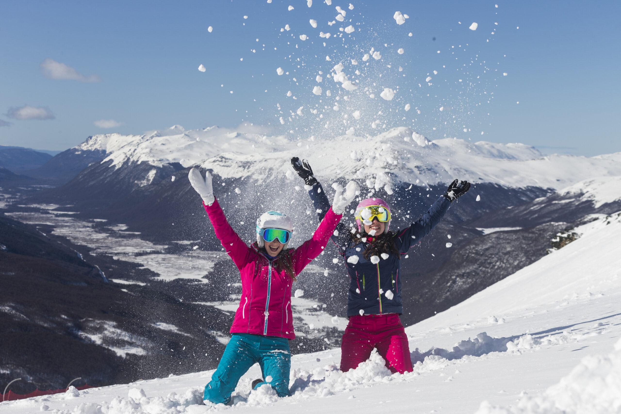 Guia para disfrutar de la nieve en Cerro Castor