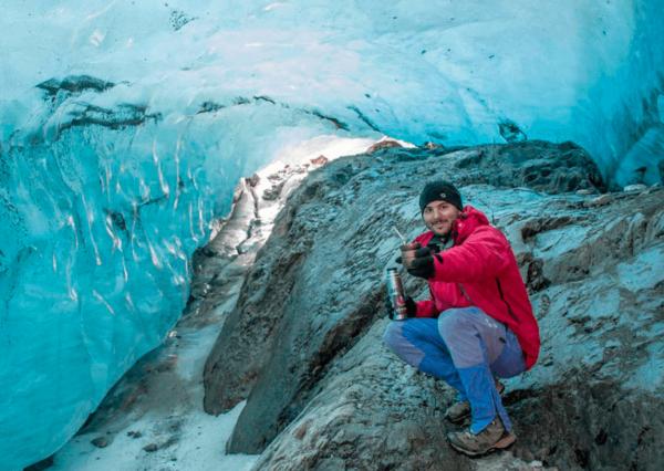 Trekking al Glaciar Vinciguerra