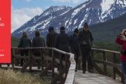 Parque Nacional Tierra del Fuego, pasarelas