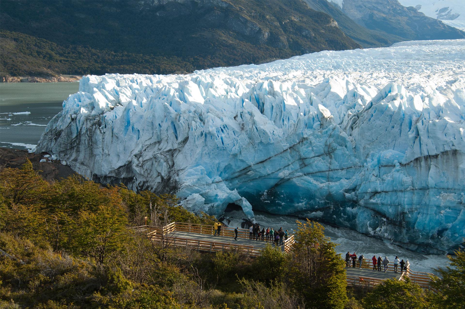 Vamos al Glaciar Perito Moreno