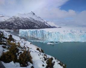10 postales imperdibles de Ushuaia en invierno